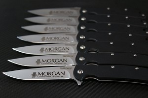 Pocket Knife Custom Engraving and Personalization Service