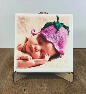 High Resolution Full Color Custom Photograph Printed Tiles